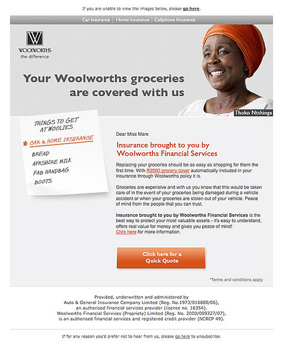 woolworth dm